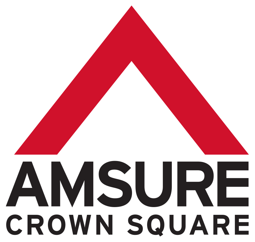 Amsure Realty and Crown - logo